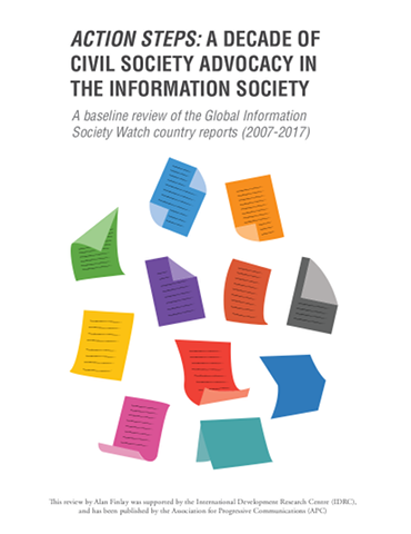 Action Steps: A decade of civil society advocacy in the information